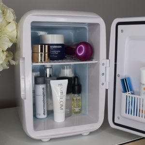 Skincare fridge2
